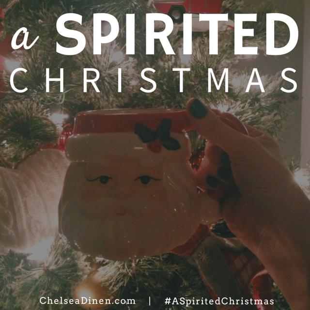 A Spirited Christmas 2014