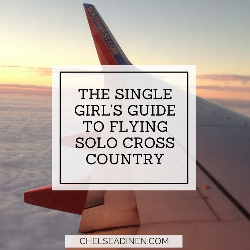 Single Girl's Guide to Flying Solo Cross Country