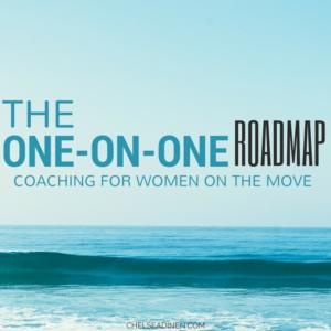 One-on-One Roadmap | ChelseaDinen.com
