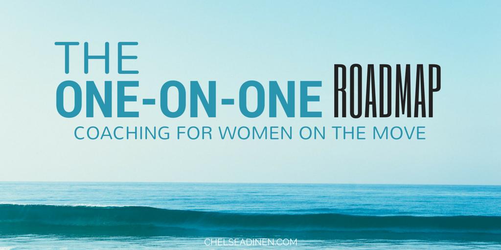 The One-on-One Roadmap | ChelseaDinen.com