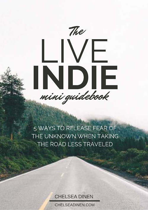 The Live Indie Mini Guidebook | ChelseaDinen.com