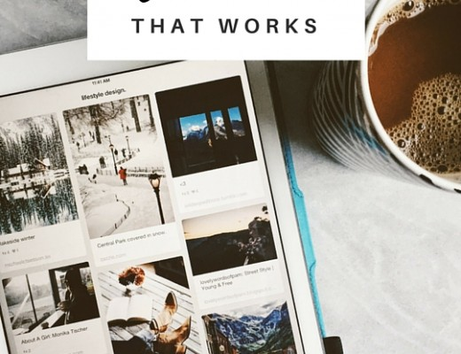 How to create an online vision board that works | ChelseaDinen.com