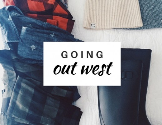 Going Out West | ChelseaDinen.com