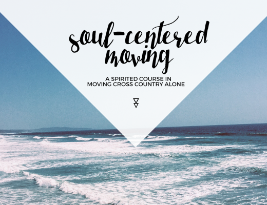 Soul-Centered Moving | ChelseaDinen.com