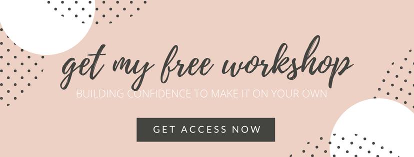 Building Confidence Workshop | ChelseaDinen.com