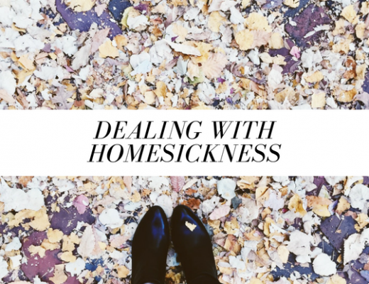 Dealing with Homesickness | ChelseaDinen.com
