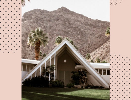 The Top Mid-Century Modern Neighborhoods in Palm Springs | ChelseaDinen.com